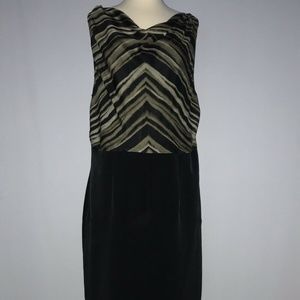Eloquii Womens Dress Plus Size 16